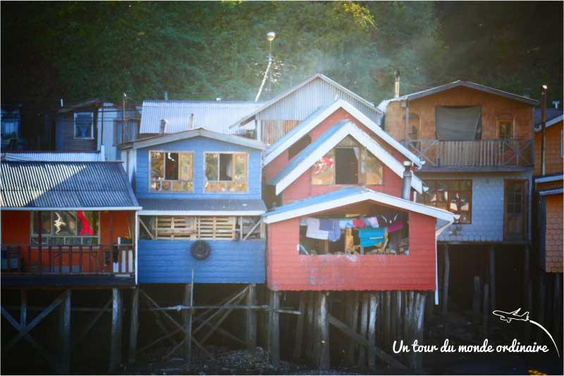 Chiloe, l'île de charmes et de couleurs