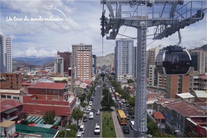 La Paz, tout en haut de la capitale la plus haute du monde