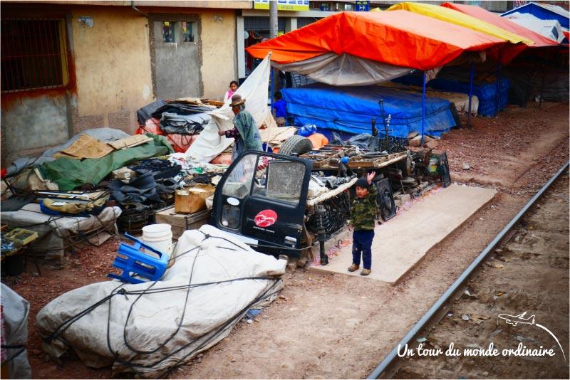 Peru-Rail : en train, de Cusco à Puno