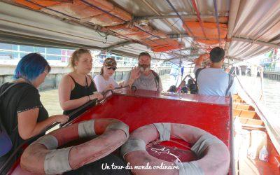 Bangkok, on fait les touristes