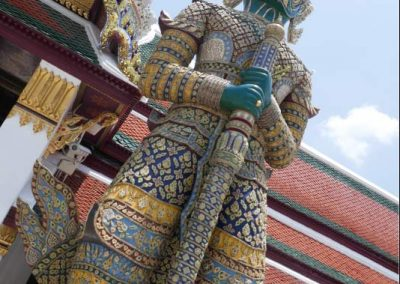 bangkok-palais-royal-gardien