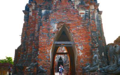 Ayutthaya la mystique