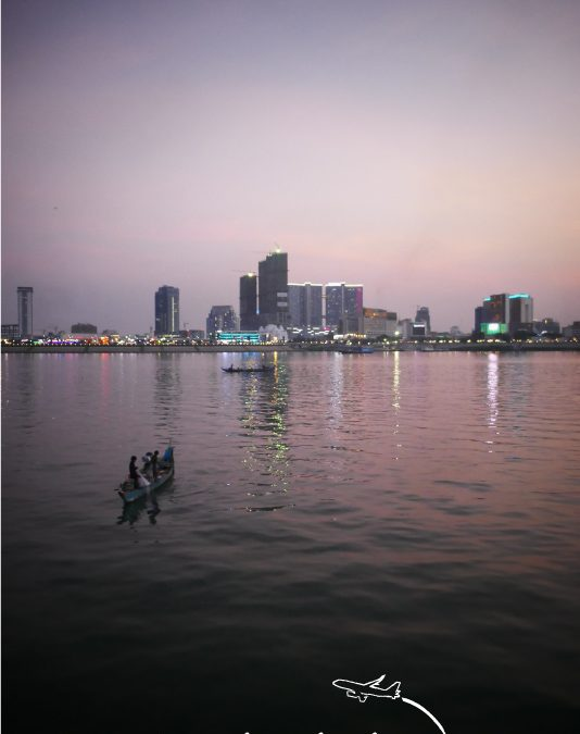 Phnom Penh, perle de l'Asie