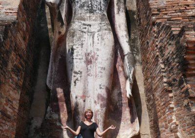 sukothai-parc-historique-salut-bouddha