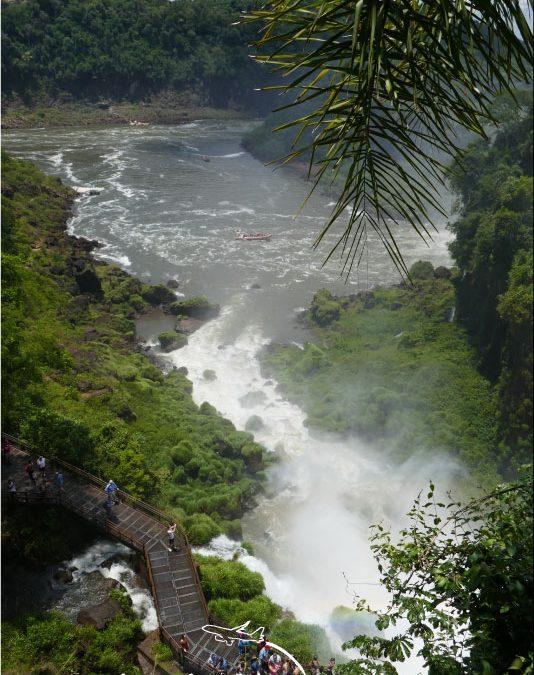 Iguaçu ou Iguazú ou Iguassu, las cataratas